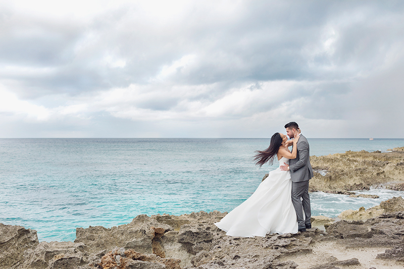 amalfi coast destination wedding photographer | maru photography